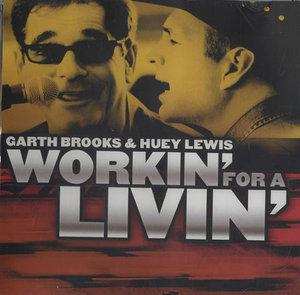 Workin' For A Livin' (Single) album cover