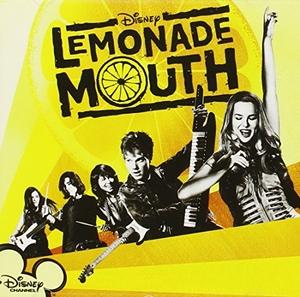 Lemonade Mouth (Disney Soundtrack) album cover