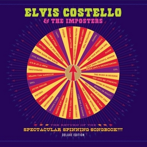 The Return Of The Spectacular Spinning Songbook!!! (Deluxe Edition) album cover