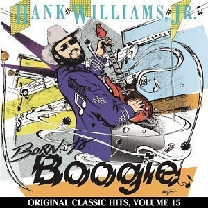 Born To Boogie album cover