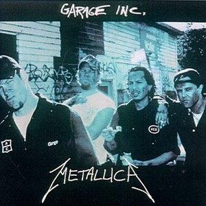 Garage, Inc. album cover