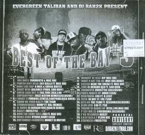 Best Of The Bay 3 album cover