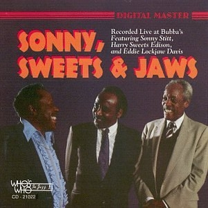 Sonny, Sweets & Jaws album cover