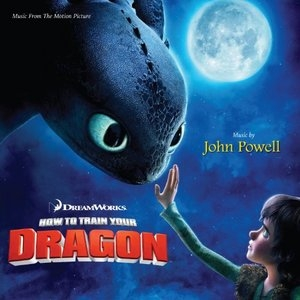 How To Train Your Dragon (Music From The Motion Picture) album cover
