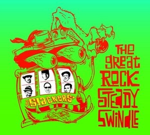 The Great Rocksteady Swindle album cover