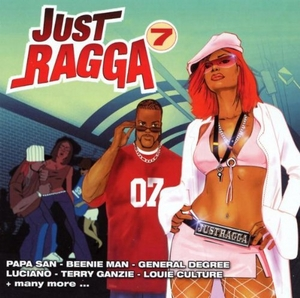 Just Ragga Volume 7 album cover
