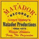 Lloyd Daley's Matador Pro... album cover