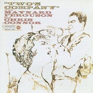 Two's Company album cover