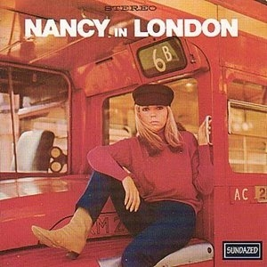 Nancy In London album cover