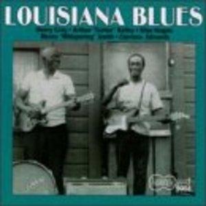 Louisiana Blues album cover
