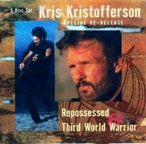 Repossessed; Third World Warrior album cover