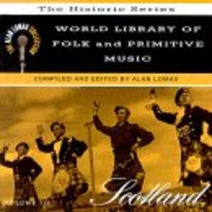 World Library Of Folk & Primitive Music, Vol. 3: Scotland album cover