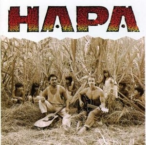 Hapa album cover