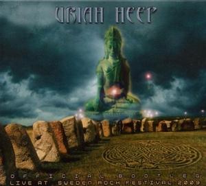Live At Sweden Rock Festival 2009 album cover