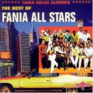 Best Of Fania All Stars album cover
