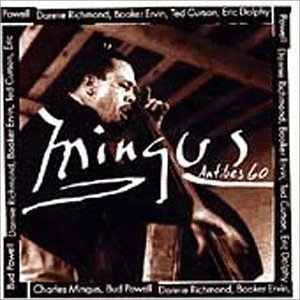 Mingus At Antibes album cover