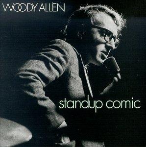 Standup Comic album cover