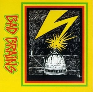 Bad Brains album cover