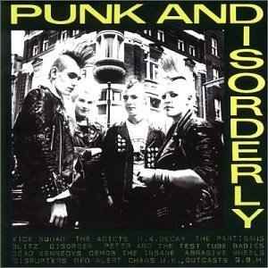 Punk And Disorderly Vol.1 album cover