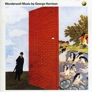Wonderwall Music album cover