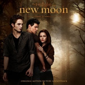 The Twilight Saga: New Moon (Original Motion Picture Soundtrack) album cover