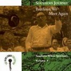 Southern Journey, Vol.4: Brethren, We Meet Again album cover