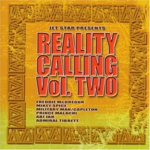 Reality Calling Volume 2 album cover