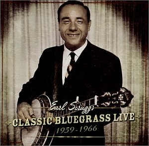 Classic Bluegrass Live 1959-1966 album cover