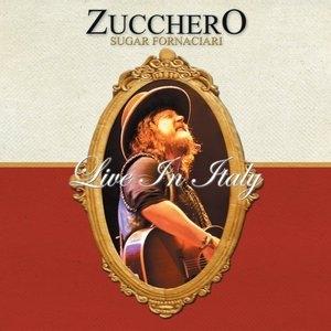 Live In Italy album cover
