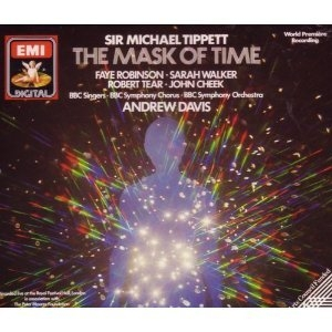 Tippett: The Mask Of Time album cover