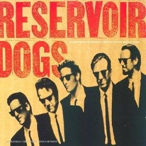 Reservoir Dogs: Original Motion Picture Soundtrack album cover