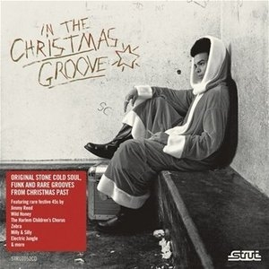 In The Christmas Groove album cover