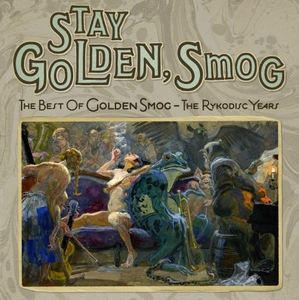 Stay Golden, Smog: The Best Of Golden Smog-The Rykodisc Years album cover