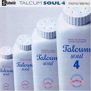 Talcum Soul V.4: 26 Stonking Northern Soul Greats album cover