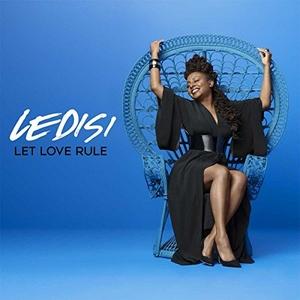 Let Love Rule album cover