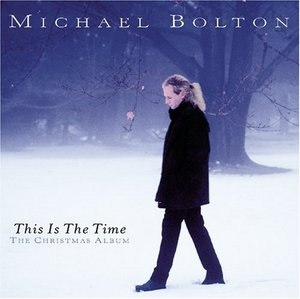 This Is The Time-The Christmas Album album cover