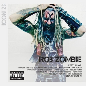 Icon 2 album cover