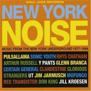New York Noise, Vol. 2 album cover
