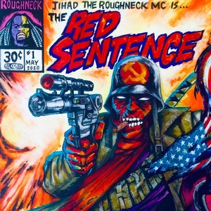 The Red Sentence album cover