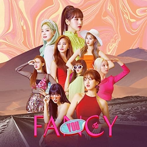 FANCY YOU album cover