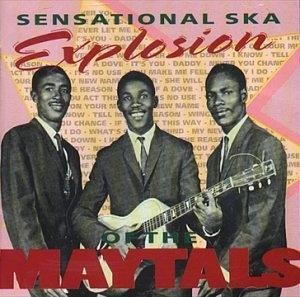 Sensational Ska Explosion album cover