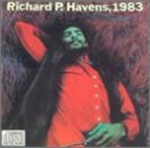 Richard P Havens 1983 album cover
