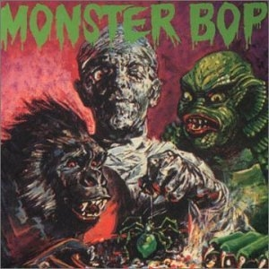 Monster Bop (Buffalo Bop) album cover