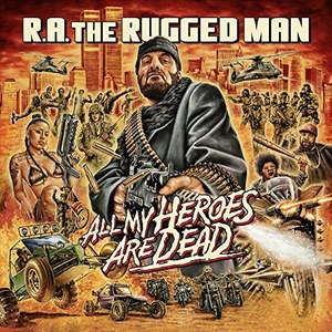 All My Heroes Are Dead album cover