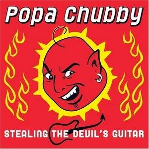 Stealing The Devil's Guitar album cover