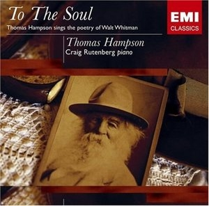 To The Soul: Walt Whitman album cover