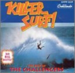 Killer Surf!: The Best Of album cover