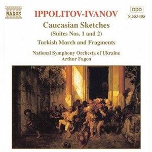 Ippolitov-Ivanov: Orchestral Works album cover
