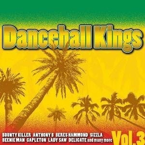 Dancehall Kings III album cover