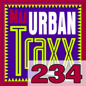 ERG Music: Nu Urban Traxx, Vol. 234 (March 2017) album cover